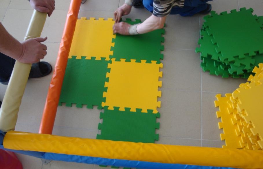 Как сделать детский лабиринт своими руками 54